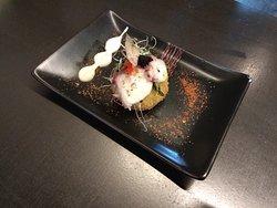 ML 2.0 - Korokke japonesa con pulpo y mayonesa