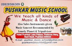 Pushkar music school, parikrma marg badi basti pushkar ,mobile no 9928586309