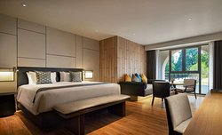PARKROYAL Penang Resort Garden Suite Two Bedroom Bedroom King