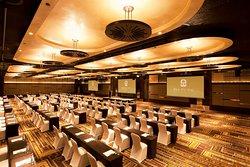 Pan Pacific Perth Golden Ballroom