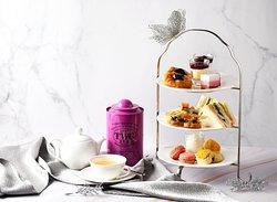 Afternoon tea set THB 499 nett for 2