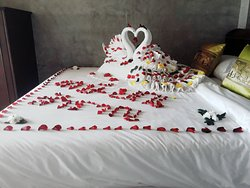 A tiny small hotel and rooms but has good room amenities, flawlessly clean to offer that makes you fell comfortable. Please visit our hotel website www.baantubkaekhotel.com for more information.