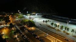 Sehr schönes Hotel mit herrlichem Blick auf die Copacabana
