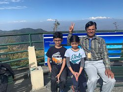 Tour to Chandragiri Hills by cable car