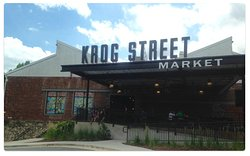 Close to Krog Street Market and the Atlanta Beltline