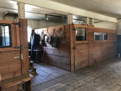 Chief Joseph Ranch stable