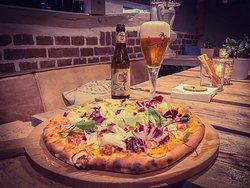 Pizza's bij 't Bakhoes