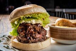 Nuestra hamburguesa Soul