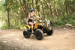 ATV & Cenote Adrenaline
