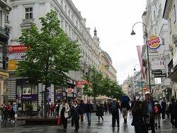 Viena, Austria, Centro Histórico.