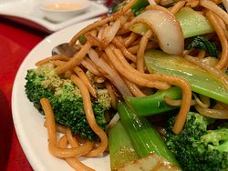 Stir-Fried Noodles w/ Veggies