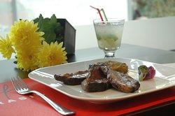 Brasil Cafe & Restaurant.