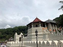 Tooth Temple, Kandy