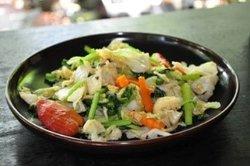 Stir Fry Vegetable from Laos