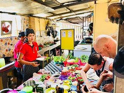 Cooking classes by Tarn restaurant