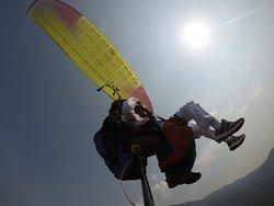 Paragliding near Kathmandu - Kathmandu Paragliding