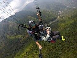 cheap paragliding in Kathmandu Valley