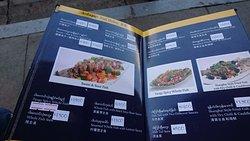 中式餐廳餐點