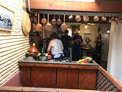 Great place, strongly recommend Cooking Course with Abdo