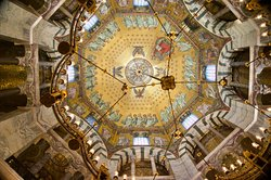 Aachen Dom - nave/dome