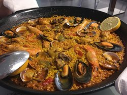 Arroz alicantino (mixto)
