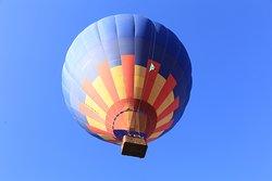 Balão nas alturas