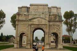 Триумфальная арка, Оранж, Франция