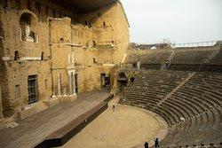 Римский театр, Оранж, Франция