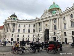 La place de Hofburg