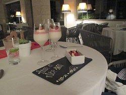 Special dessert - Le Bisou