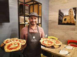 Pizza a Portafoglio.