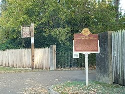 Grand Village of the Natchez Indians - Entrance - Natchez, MS
