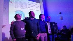 i 4 musicisti
