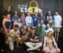 ZM at the Great Escape