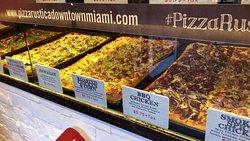 Rustica Pizza al Taglio !