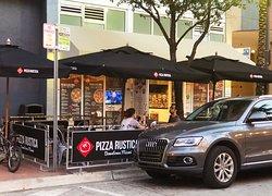 Pizza Rustica Downtown Miami Location