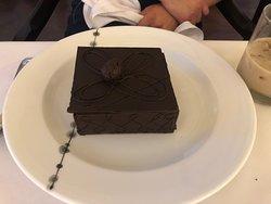Brasserie Surprise Chocolate Box As Presented