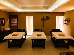 InnerPeace Spa Triple pax private spa room