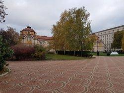 Nice square