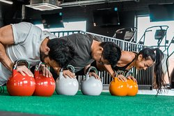 Do workout with your friends might be more helpful for you to enjoy the process.
