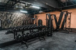 We have arranged a fully equipped dedicated women's only section for all ladies to come and train themselves as hard as they like to and train comfortably, confidently.