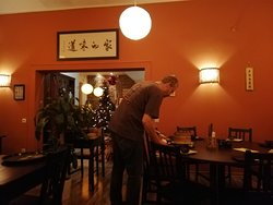 Mongolisch-asiatische Küche