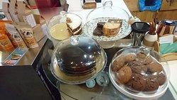 地道特色咖啡店餐點