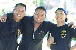 lovina driver team