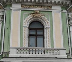 Лепные украшения, Усадьба А.В. Морозова, Подсосенский пер.,21, декабрь
