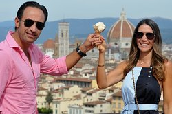 Honeymoon with L'Apina gelato