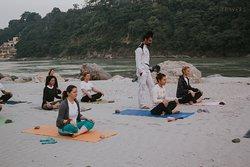 Yoga with Pankaj Yogpeeth