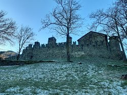 Castello affascinante