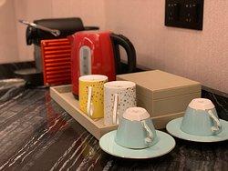 咖啡机茶壶