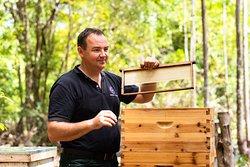 Etienne de Senneville, beekeeper - https://www.discovermauritius.travel/en/2019/10/18/etienne-de-senneville-apiculteur/